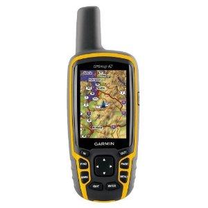 GARMIN GPSMAP 62 2.6-INCH PORTABLE