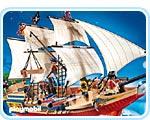 LARGE PIRATE SHIP