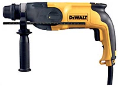 DEWALT D25102K SDS PLUS COMBINATION
