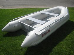 "THE 9'6"" SATURN INFLATABLE BOAT SD2"