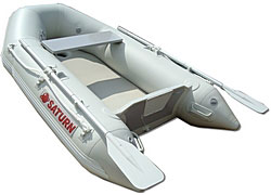 "7'6"" SATURN SATURN SD230 INFLATABLE"