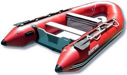 THE 12-FEET INFLATABLE BOAT SATURN