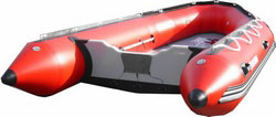 THE 14-FEET SATURN INFLATABLE BOAT