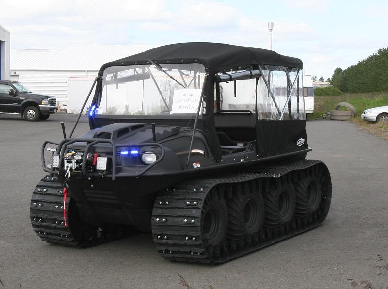 ARGO 750 HDI 8X8