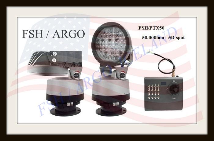 FSH-PANTILT X50