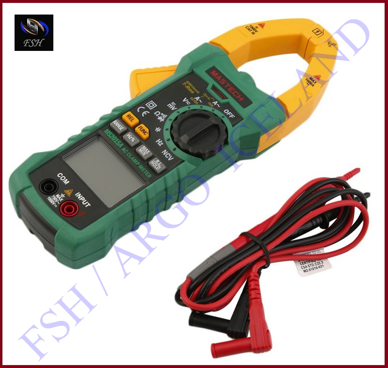 FSH DIGITAL CLAMP METER