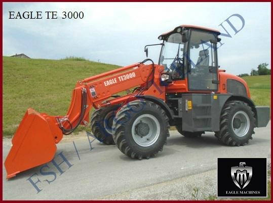 EAGLE TE2500-TE3000