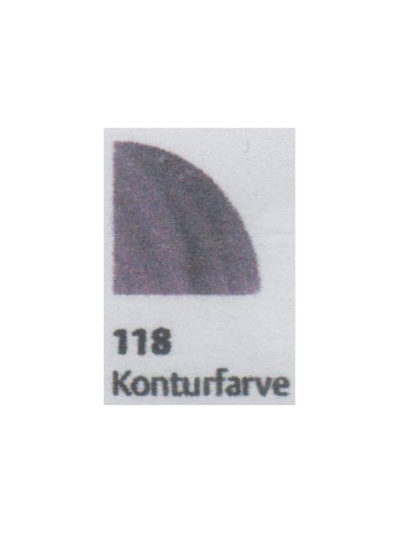 118 KONTURFARVE